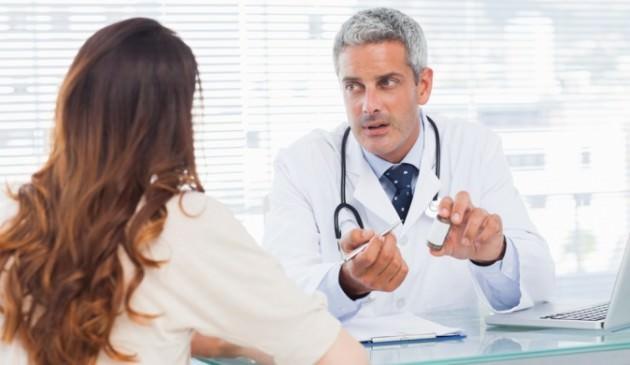 Лекарство должен назначать доктор