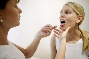 Грибковое заболевание горла