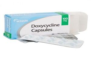 Стоимость антибиотика Доксициклина