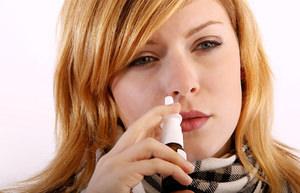 Особенности применения гормональных спреев для носа