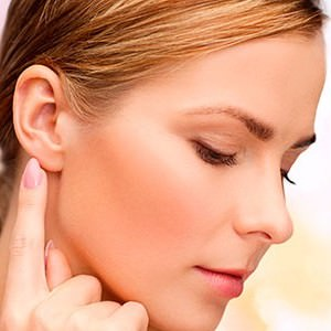 Индивидуальное строение уха