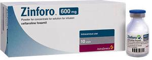 Зинфоро - современные антибиотики цефалоспорины