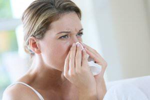 Применение капель при заложенности носа
