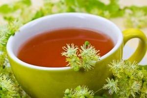 Правила заваривания липового чая