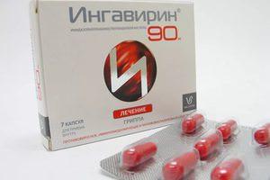 Описание препарат ингавирин