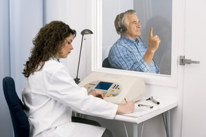 Проверки остроты слуха