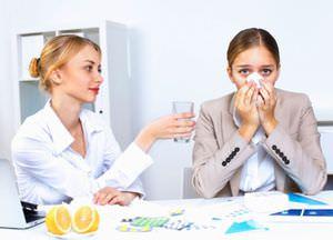Особенности системной терапии при лечении ОРВИ у взрослых