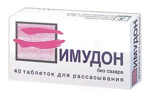 Дозировка препарата Имудон