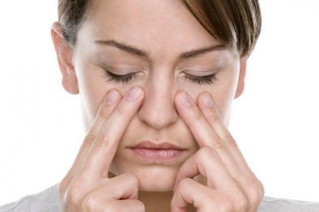 как пробить нос с помощью массажа