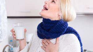 Эффективные средства для полоскания горла при болях