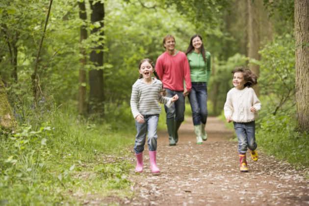 Регулярные прогулки как мера по профилактике ангины