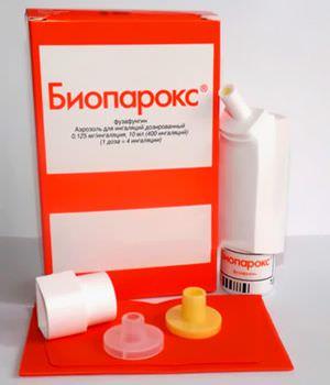 биопарокс запретили - аналоги