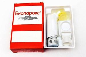 Препарат «Биопарокс» - причины запрета