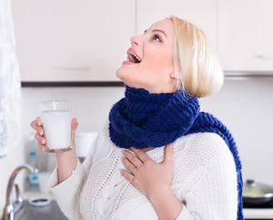 Как лечить кисту на миндалине полосканием