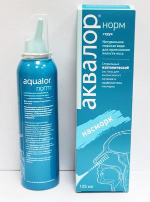 Из чего состоит аквалор