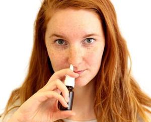 Спрей для носа от насморка