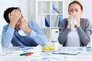Как лечить насморк дома