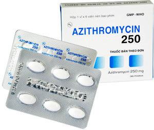 Когда противопоказано применение азитромицина