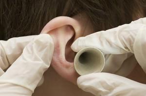 Заболевание ушей у ребкнка