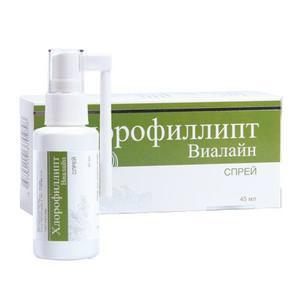 Как используется препарат хлорофиллипт