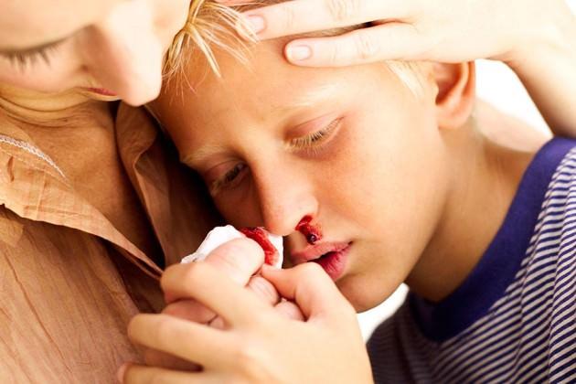 кровь у детей